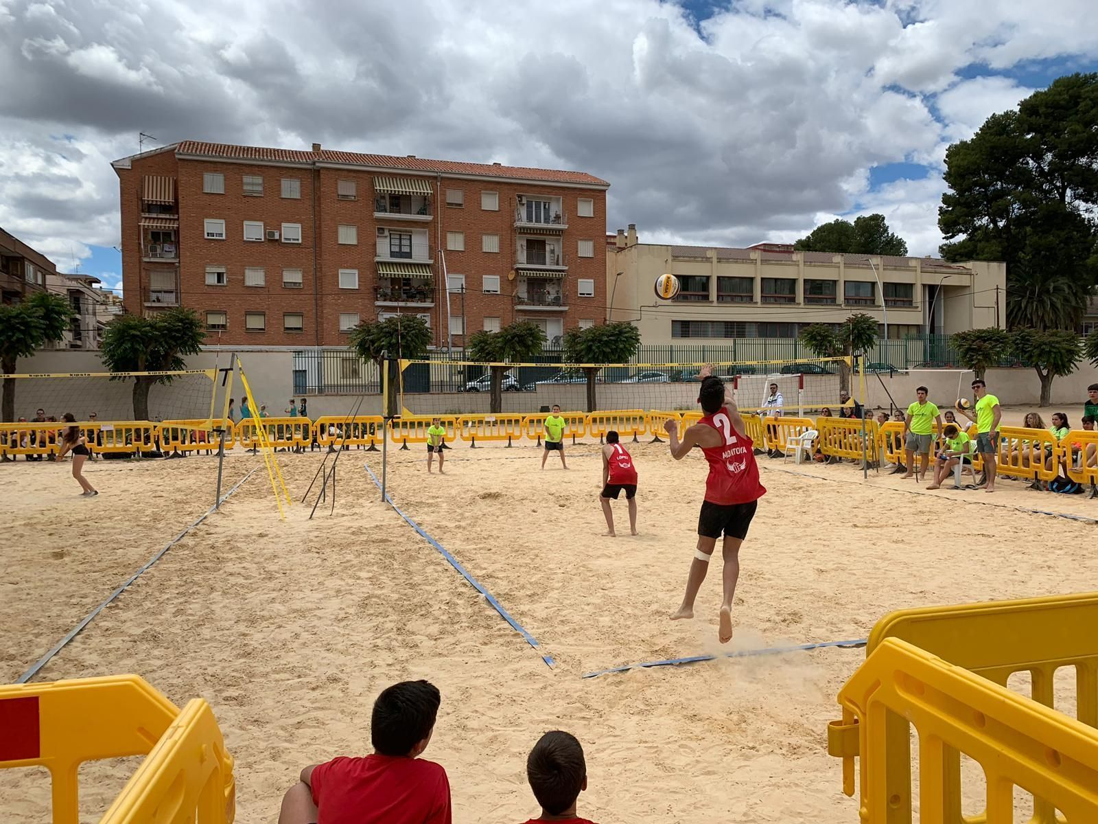 voley playa junio 2019